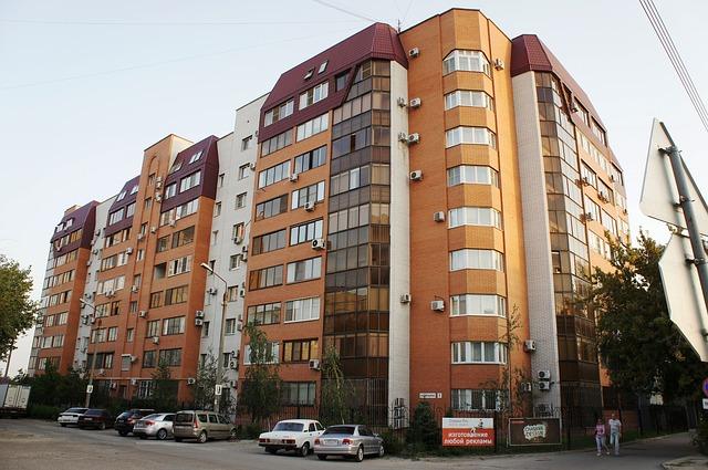 ruská budova