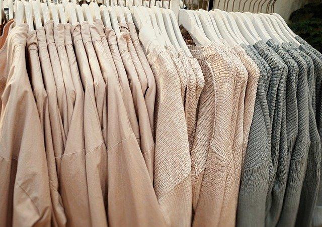 módní oděv