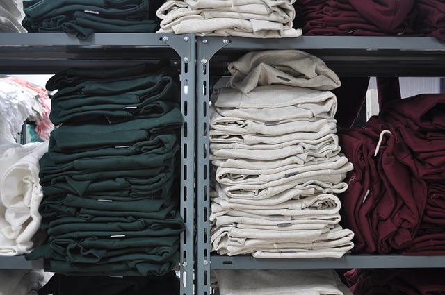 oděvní továrna