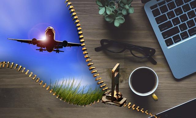 letecká dovolená
