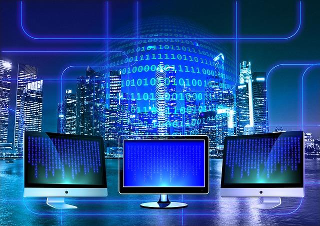 monitory a kódy