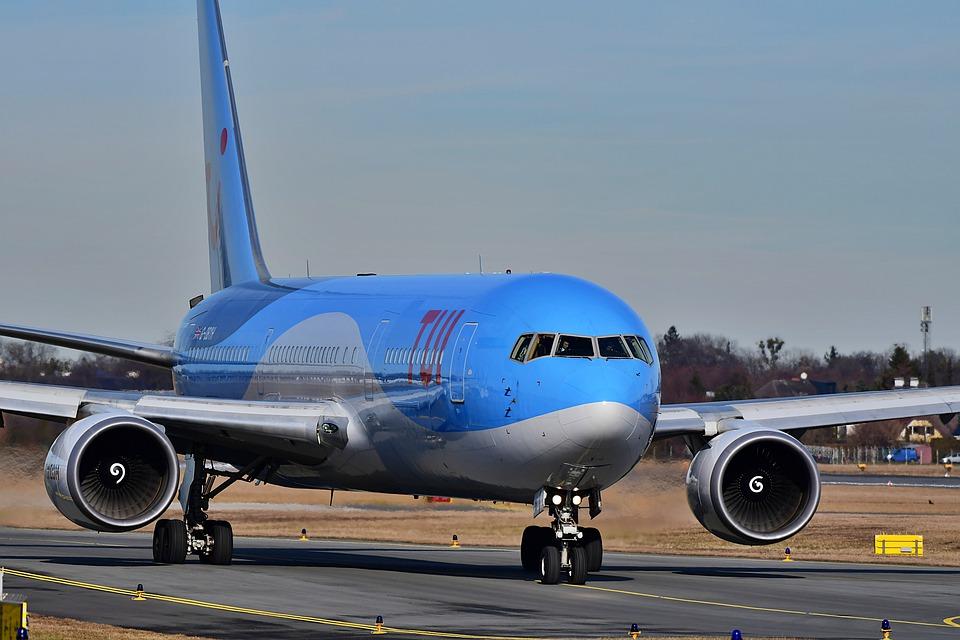 letadlo boein